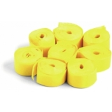 TCM FX Slowfall Streamers 5mx0.85cm, yellow, 100x