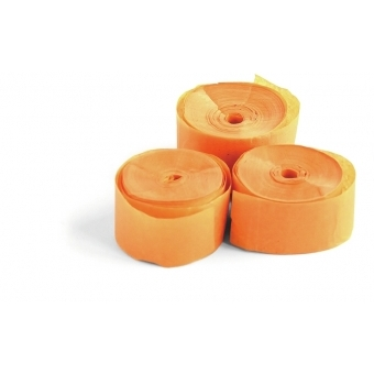 TCM FX Slowfall Streamers 10mx1.5cm, orange, 32x #1