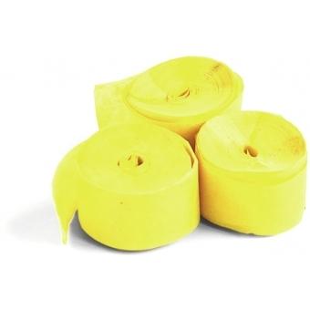 TCM FX Slowfall Streamers 10mx1.5cm, yellow, 32x