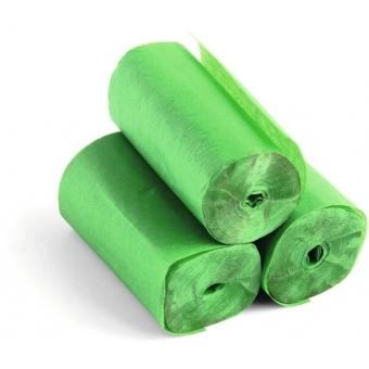 TCM FX Slowfall Streamers 10mx5cm, dark green, 10x
