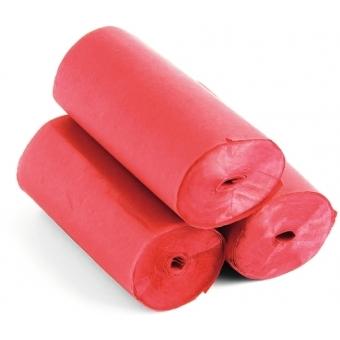 TCM FX Slowfall Streamers 20mx5cm, red, 10x