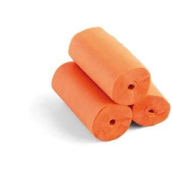TCM FX Slowfall Streamers 20mx5cm, orange, 10x