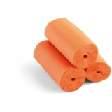 TCM FX Slowfall Streamers 20mx5cm, orange, 10x