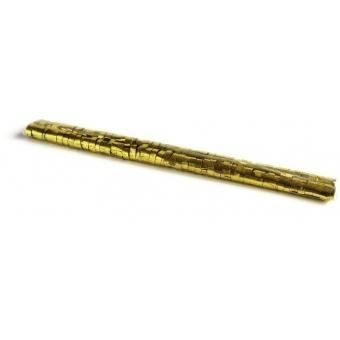 TCM FX Metallic Streamers 5mx0.85cm, gold, 100x #2