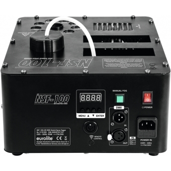 EUROLITE NSF-100 LED DMX Hybrid Spray Fogger #3
