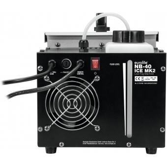 EUROLITE NB-40 MK2 ICE Low Fog Machine #2