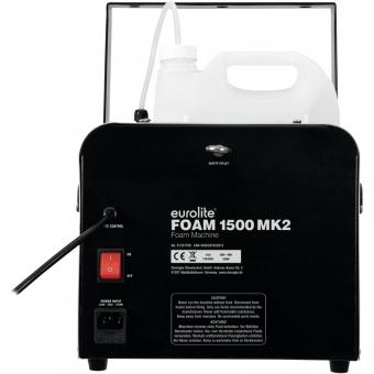 EUROLITE Foam 1500 MK2 Foam Machine #3
