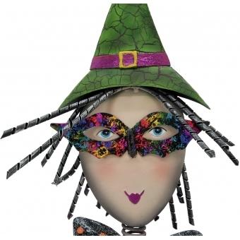 EUROPALMS Little Witch, Metal, 102cm purple #2