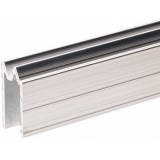 Adam Hall Hardware 6304 Aluminium Hybrid Lid Location for 9.5 mm Material
