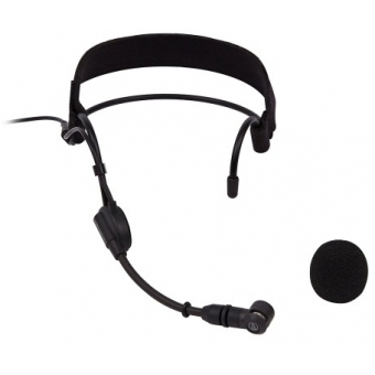 Headset cardioid condenser Audio-Technica Pro9CW