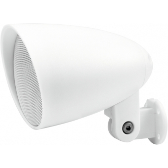 OMNITRONIC PS-2.5WB Projector Speaker, white, 2x #1