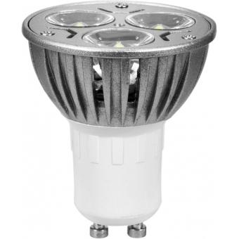 OMNILUX GU-10 230V 3W LED 6500K