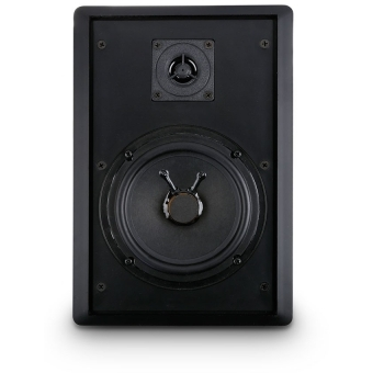 "CWMSS 5 100 V 5.25"" 2-WAY WALL MOUNT SPEAKER FLAT 100V  (PAIR) #5"