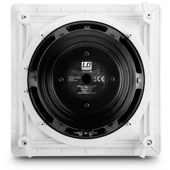 "CONTRACTOR CIW SUB 10 10"" IN-WALL SUBWOOFER #3"