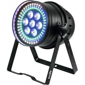 EUROLITE LED PAR-64 HCL Hypno floor bl #10