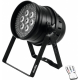 EUROLITE LED PAR-64 HCL Hypno floor bl