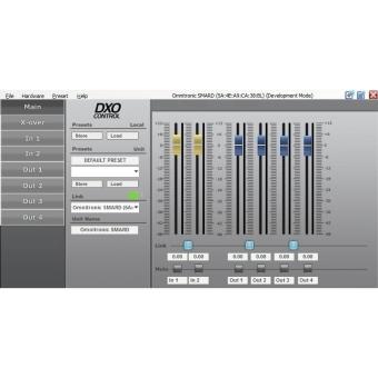 OMNITRONIC SMARD-24RCA Digital DSP Controller #5