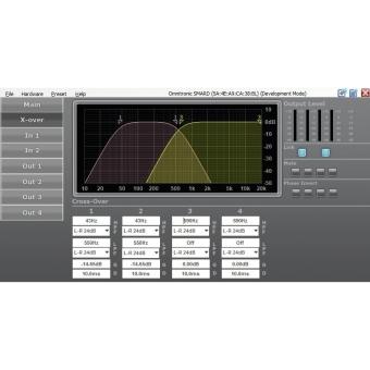 OMNITRONIC SMARD-24RCA Digital DSP Controller #6