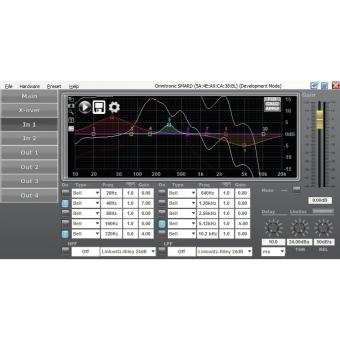 OMNITRONIC SMARD-24RCA Digital DSP Controller #7