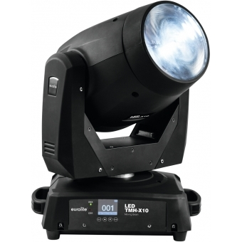 EUROLITE LED TMH-X10 Moving-Head Beam #8