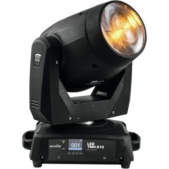 EUROLITE LED TMH-X10 Moving-Head Beam #9
