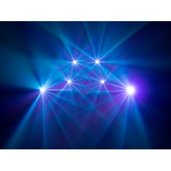 EUROLITE LED TMH-X10 Moving-Head Beam #13