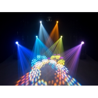 EUROLITE LED TMH-X10 Moving-Head Beam #15