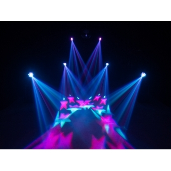EUROLITE LED TMH-X10 Moving-Head Beam #16