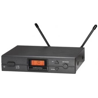 Sistem wireless cu beltpack si lavaliera Audio-technica ATW-2110B/P #2