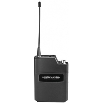 Sistem wireless cu beltpack si lavaliera Audio-technica ATW-2110B/P #4