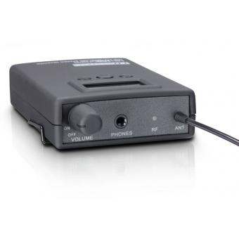 Sistem wireless monitorizare in-ear LD Systems MEI 100 G2 #5