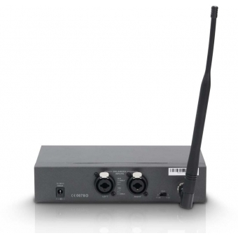 Sistem dublu monitorizare in-ear LD Systems MEI 1000 G2 #2
