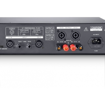 Amplificator LD Systems DJ 500 2 x 250 W 4 Ohms #4