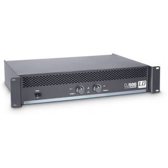 Amplificator LD Systems DJ 500 2 x 250 W 4 Ohms
