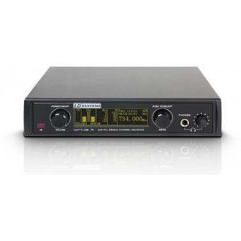 Sistem wireless cu microfon de mana condenser LD Systems HHC #2