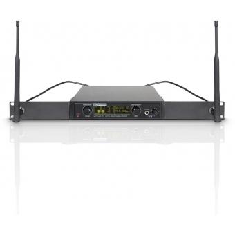 Sistem wireless cu microfon de mana condenser LD Systems HHC #5