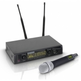 Sistem wireless cu microfon de mana condenser LD Systems HHC