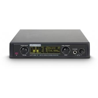 Sistem wireless cu microfon de mana dinamic LD Systems WIN 42 HHD #2