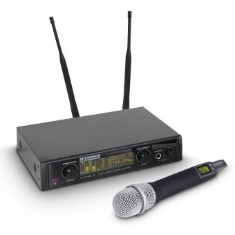 Sistem wireless cu microfon de mana dinamic LD Systems WIN 42 HHD