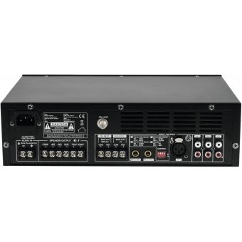 OMNITRONIC CP-30P PA Mixing Amplifier #2