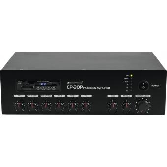 OMNITRONIC CP-30P PA Mixing Amplifier #4