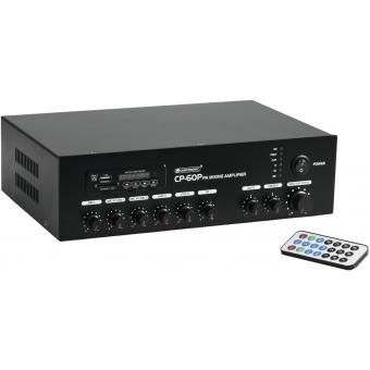 OMNITRONIC CP-60P PA Mixing Amplifier