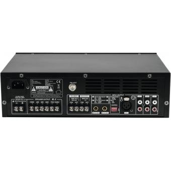 OMNITRONIC CP-120P PA Mixing Amplifier #2