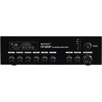 OMNITRONIC CP-120P PA Mixing Amplifier #3