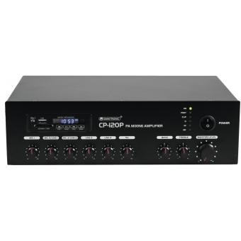 OMNITRONIC CP-120P PA Mixing Amplifier #4