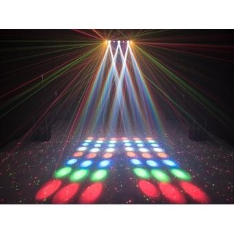 EUROLITE LED Multi FX Laser Bar #8