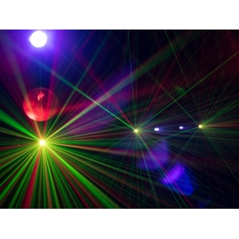 EUROLITE LED Multi FX Laser Bar #14