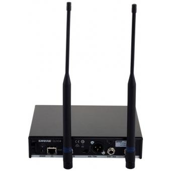 Sistem microfon wireless Shure QLXD24/Beta87C + bonus capsula Beta58 #4