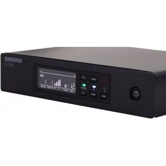 Sistem microfon wireless Shure QLXD24/Beta87C + bonus capsula Beta58 #5