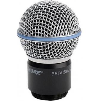 Sistem microfon wireless Shure QLXD24/Beta87C + bonus capsula Beta58 #8